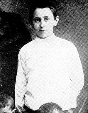 Young Arthur Murray 1905